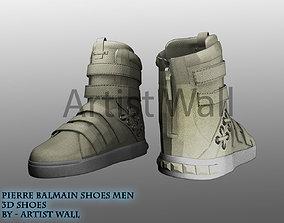 Pierre Balmain Shoes Men 3D asset