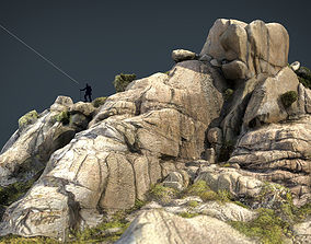 3D MOUNTAIN ROCKS 5