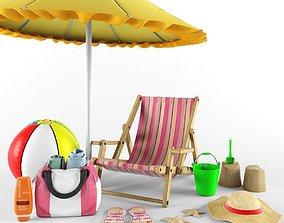 3D Beach collection