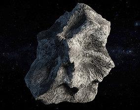 3D meteorite Asteroid