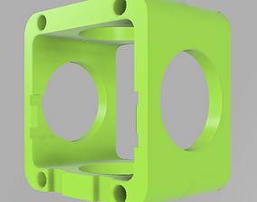 3D print model Ryobi one plus battery holder