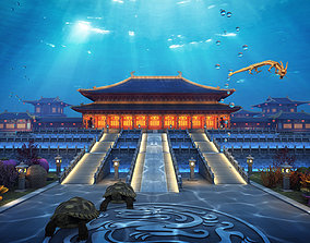 Underwater World Dragon Palace 3D