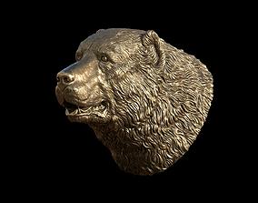 3D printable model Alabay head