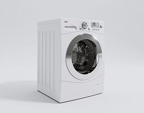 Washing Machine LG 3D model