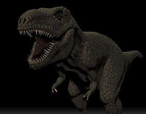 3D model realtime T-ReX