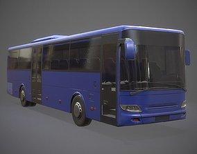 3D asset City Bus Game Ready