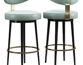 3D Claris Bar Stool