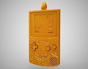 3D printable model Gameboy Necklace