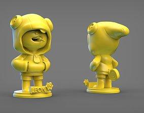 3D printable model Leon BS