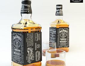Jack Daniels 3D model