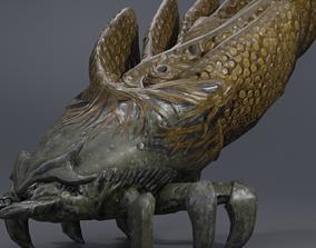 bug hive 3D model