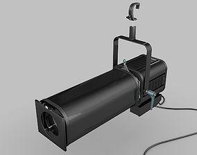 Follow-Spotlight 3D model