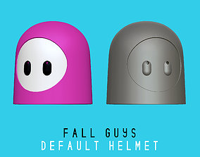 Fall Guys - Default Base Helmet - Real 3D print model 1