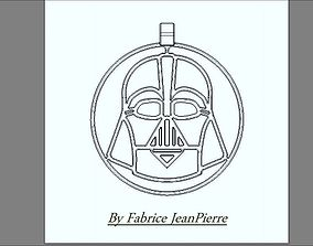 3D printable model Xmas Darth Vader