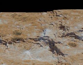 saturn Planet Surface 3D model