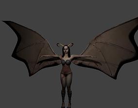 Dark Sukubus 3D model