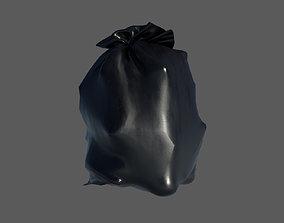 3D asset Trashbag