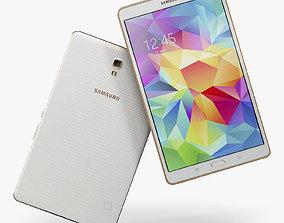 3D model Samsung Galaxy Tab S 8-4 tablet
