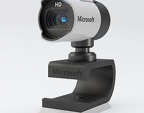lifecam 3D asset