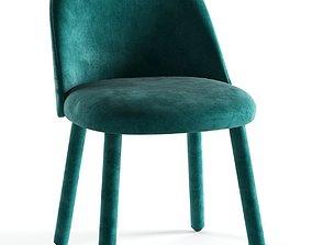Iola Chair 3D model VR / AR ready