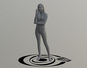 3D model Human 079 LP R