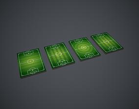 3D model Football Stadiums