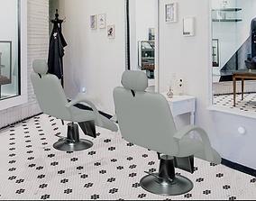 3D makeup Barber Chair 2