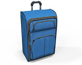 Suitcase travel 3D