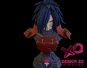 3D printable model NARUTO MADERA BUST