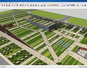 Sketchup Museum 117 3D model