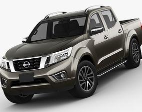 Nissan Navara - NP300 - Frontier 3D