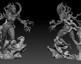 She- Carnage 3D printable model