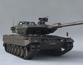 3D 2A7 Leopard 2