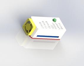3D print model Coolmana for Eleksmaker and Benbox