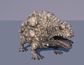 Toad Frog 3D model