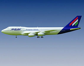 Hungarian Airlines 3D