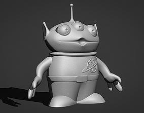 Toy Story Alien 3d print model