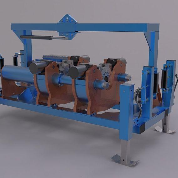 ZAP-LOK 8000-12T Press