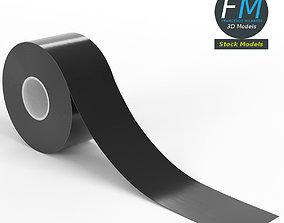 Duct tape mockup 2 3D