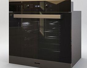 3D Miele 6280 BP PureLine DirectSelect