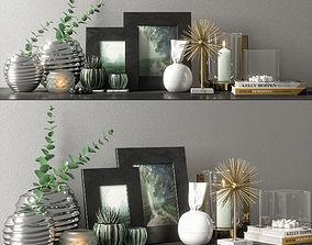 3D model decorative set 09