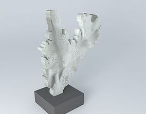 3D model NAUTILUS WHITE DECO