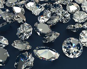 3D Diamond Pack collection