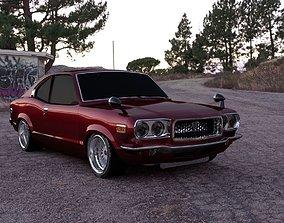 Mazda RX3 1972 3D model