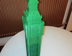 Big Ben puzzle 3d printing