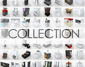 3D model collection CONCESSIONS