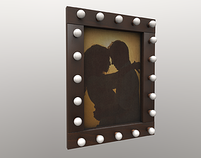 picture frame backlight 3D model