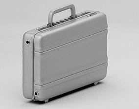 Metal Brief Case 3D asset