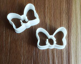 Ribbon Cookie Cutter 3D printable model