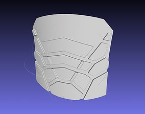Batman Stomach Armor Printable Model